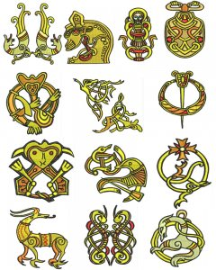 Viking Designs Viking Embroidery Designs 6 99