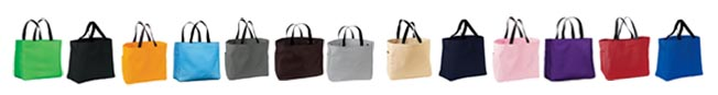 tote bag colors