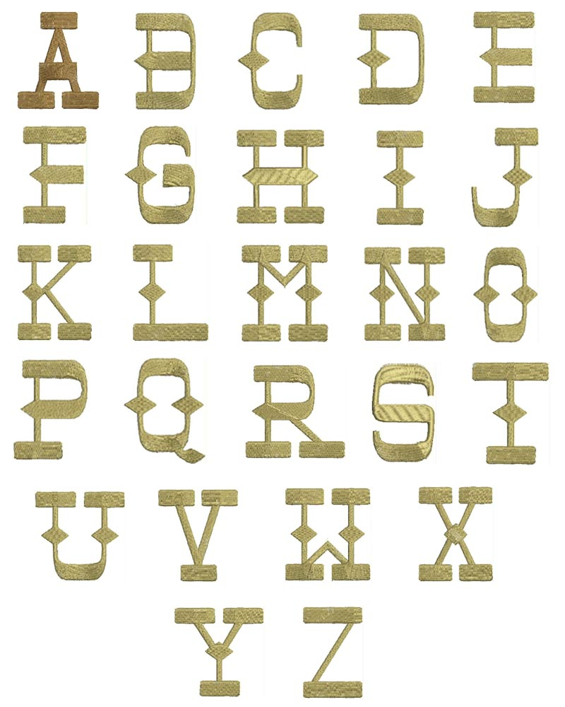 Country Western Fonts for Pinterest